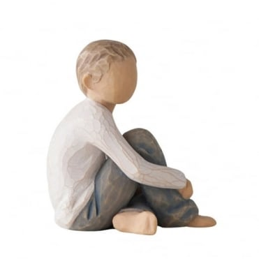 Willow Tree Caring Child 26228