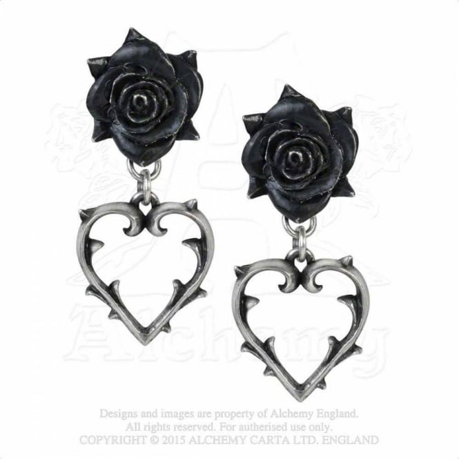 Wounded Love Earrings E365