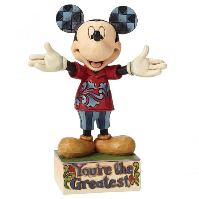 You're The Greatest Dad Mickey Figure 4049637